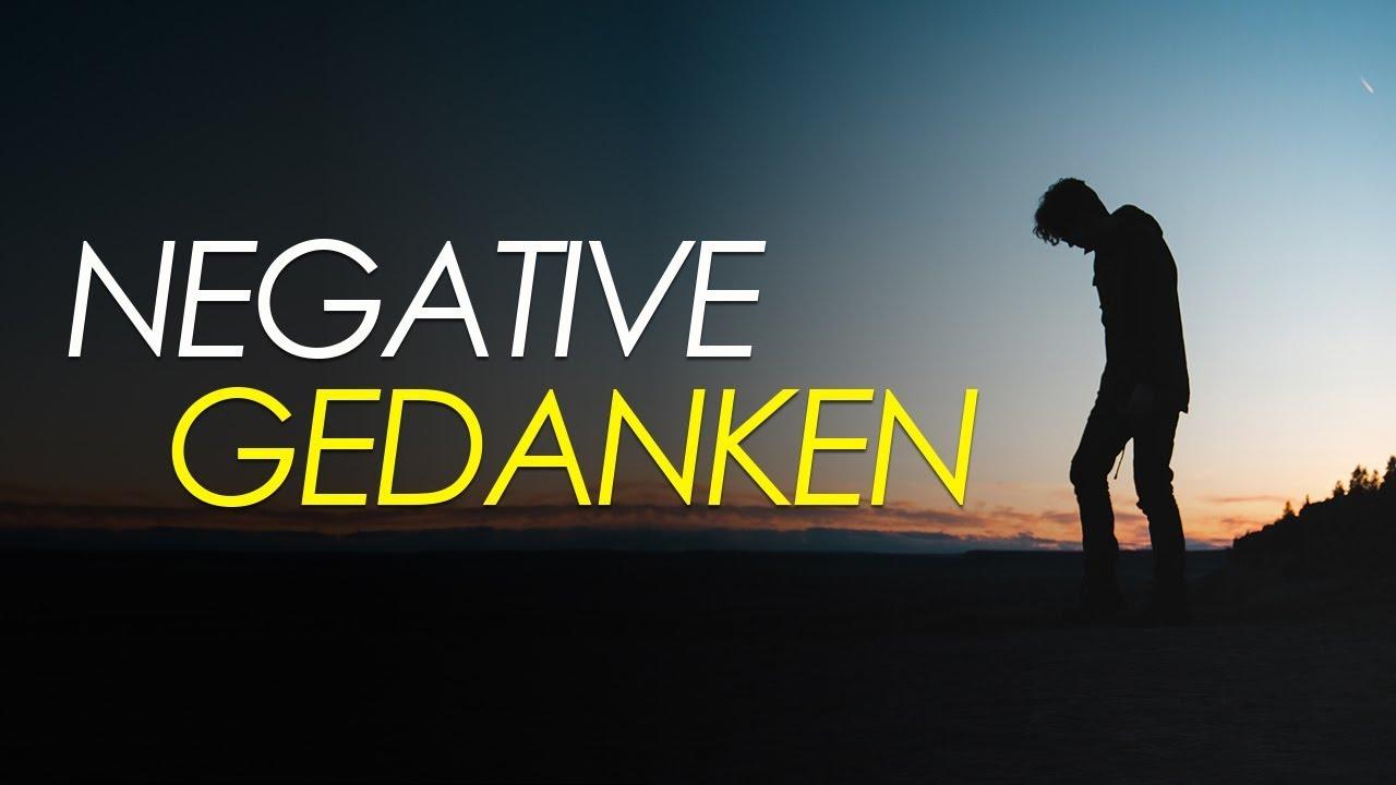 Negative Gedanken Loswerden Anleitung