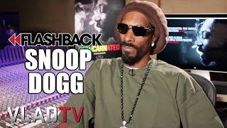 Snoop Dogg on Ending Beef with Suge, Having Love for One Another (Flashback)