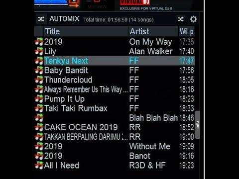 🎧DJMIX BREAKBEAT LBDJS VOL 7 TBX ASIA TENGGARA 2019 ( ArwanaMahing ) Mix By RzkyUmacna