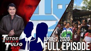 Download Mp3 Tutok Tulfo Reload 2.0 | April 7, 2020 Full Episode