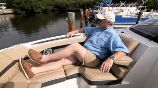 Sea Ray 280 SLX Features 2016- By BoatTest.com