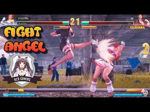 Fight Angel Story Mode Yulia