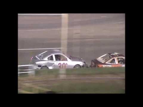 Eagle Raceway Sport Compact A Feature on 7-29-2017