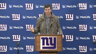 Eli Manning Reflects on Losing So Many Close Games This Year | New York Giants Post Game