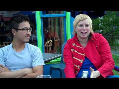 Random Recipe en entrevue à Tadoussac