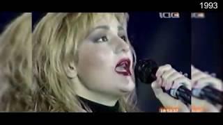 Как менялась Татьяна Буланова с 1991 по 2018 в песне