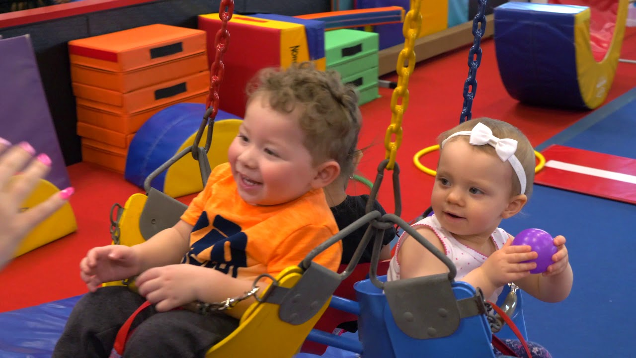 Tumble Tots at Home-Games - YouTube