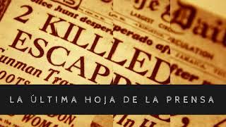 La Última Hoja de la Prensa - Requinto Dorado (Video Lyric)
