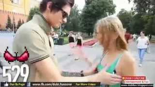 Boy Touching Boobs Of 1000 Girls In Public.Did They Slap Him Must Watch