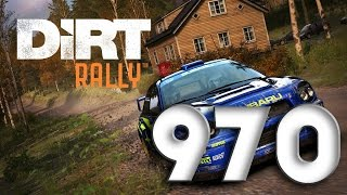 DIRT Rally | Ultra settings | G3258 & GTX 970