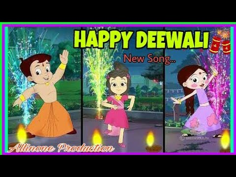 Meri Happy Wali Diwali - OST From Chhota Bheem And Friends