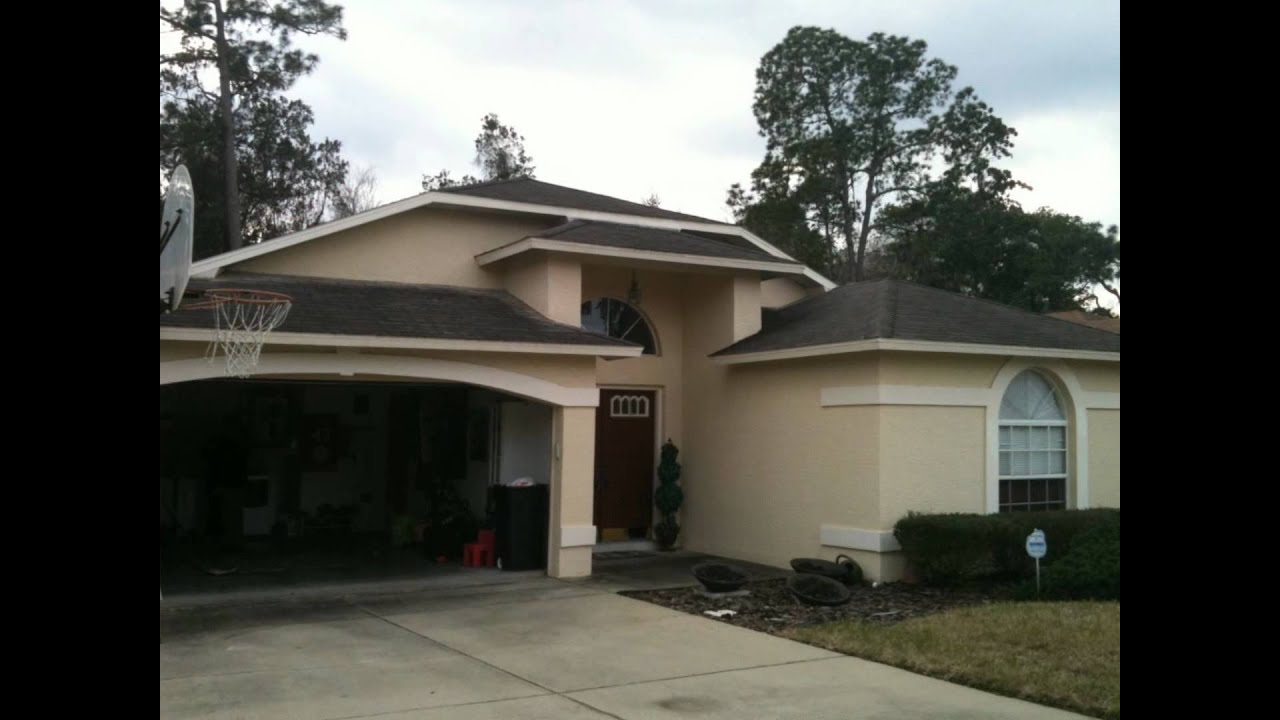 Soft Wash Roof Stain Cleaning House Wash And Exterior Pressure Washing Tallahassee Florida