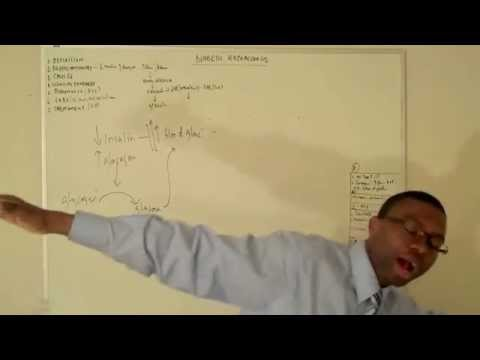 Diabetic ketoacidosis Lecture in HD Part 1