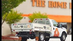 HOME DEPOT TRUCK RENTAL: FORD F250