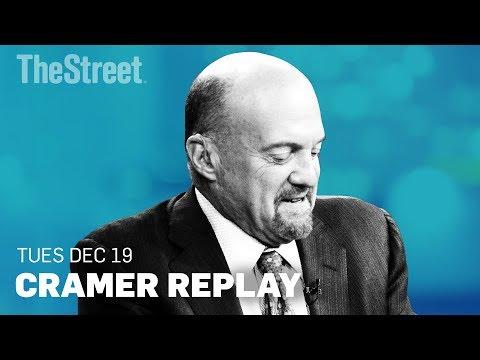 Jim Cramer on Walmart, General Motors, Darden Restaurants, and Carnival