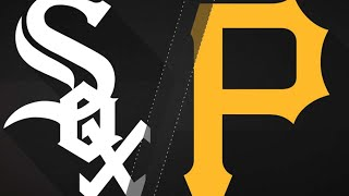 Bell lifts Pirates to 2-game sweep vs. Sox: 5/16/18