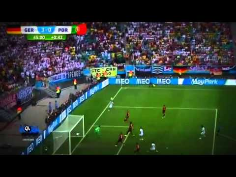 [HQ] Germany Vs Portugal 4-0 - All Goals & Match Highlights - 16/06/14