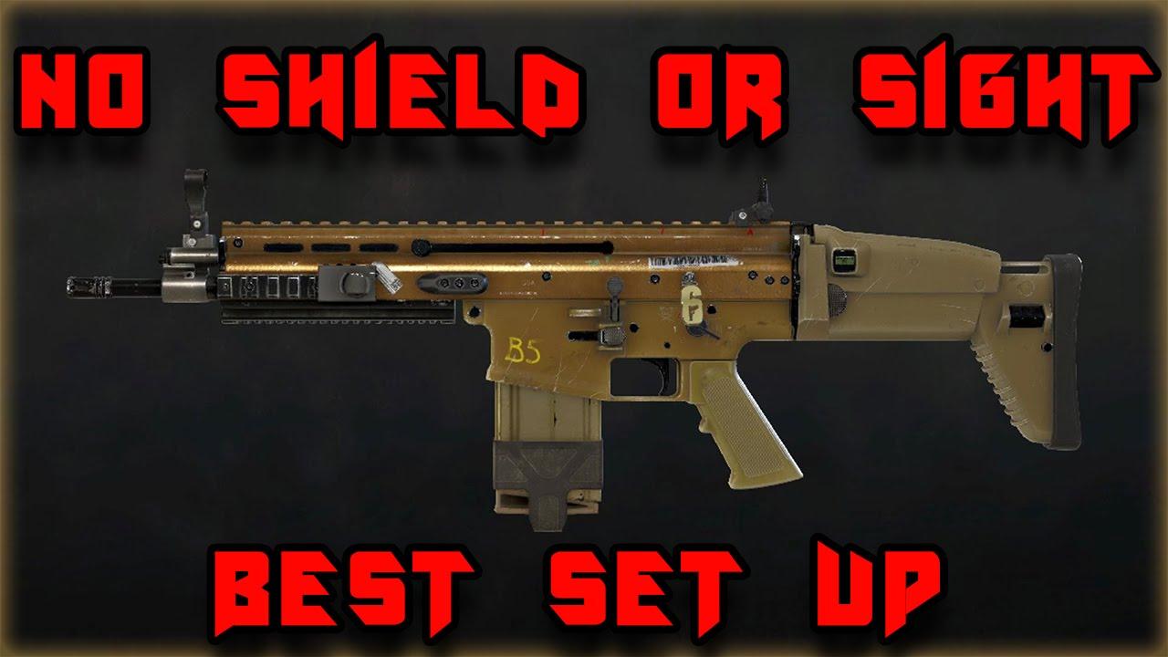 No BlackBeard shield challenge (best gun set up) Rainbow ...