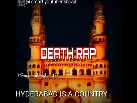 DEATH RAP Hyderabadi kiraak gaana part 1 ||WhatsApp status||