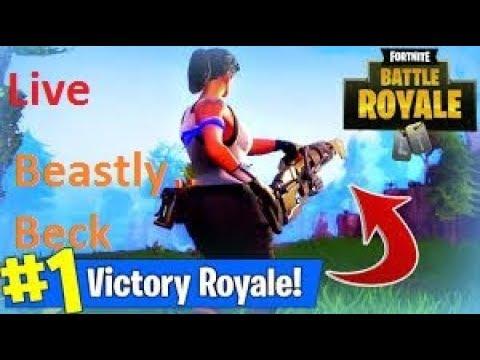 Fortnite Battle Royale -New Blitz mode PS4 Pro Full HD