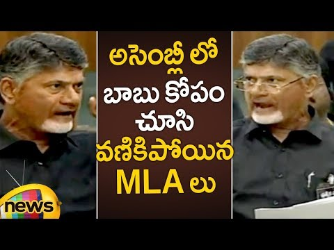 Chandrababu Naidu Powerful Speech In Assembly | AP Assembly Session 2019 | AP Politics | Mango News