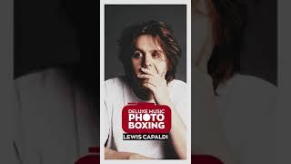 DLXMS Lewis Capaldi Photoboxing