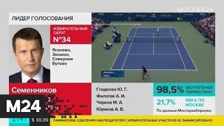 Новости России и мира за 9 сентября - Москва 24