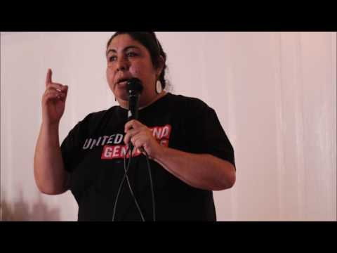 "Corrina Gould: ""Sogorea Te' Land Trust: an Urban Indigenous Women-led Land Trust"""