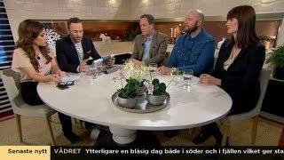 Debatt om kontroversiella sajten Lexbase - Nyhetsmorgon (TV4)