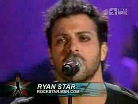 Ryan Star - Back Of Your Car (Live)