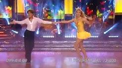 Benjamin Wahlgren och Sigrid Bernson -- salsa - Let's Dance (TV4)