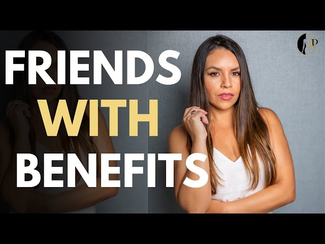 SECRETLY Want More Than Friends With Benefits | 3 Steps To Get Out of