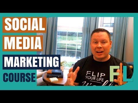 Social Media Marketing Course 2018