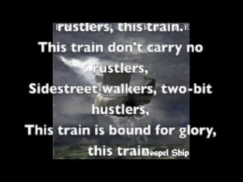 969. This Train is Bound For Glory (Traditional American) - CD3