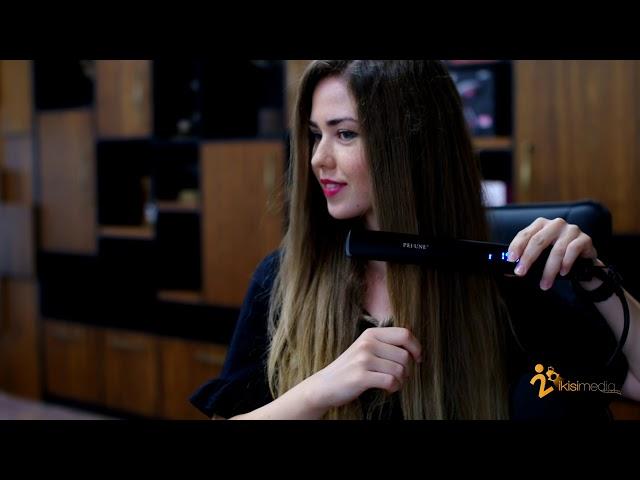 Saç Düzleştirici Tanıtım Videosu
