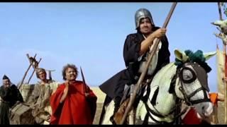 L'Armata Brancaleone - Scene migliori Parte 1