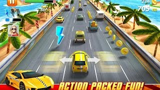 """On The Run """"Miniclip Race - Racing Arcade Games"""" Android Gameplay Video"""