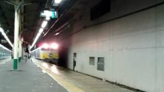2010.9.23 北斗星3号 (常磐線回り) 松戸通過シーン