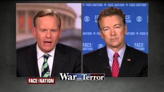 Rand Paul on Syrian Refugees, NSA Spying, and ISIS | CBS Face the Nation