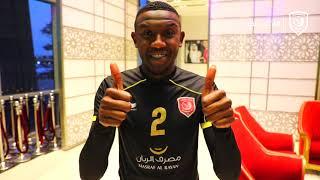 لاعبو الدحيل يدعمون العنابي في مهمته الآسيوية أمام المنتخب الإماراتي