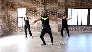 zumba mas ritmo fitness principiante 2 con gabriel tristan ritmozum fitness