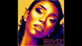 Brandy - Put It Down Instrumental (DOWNLOAD LINK)