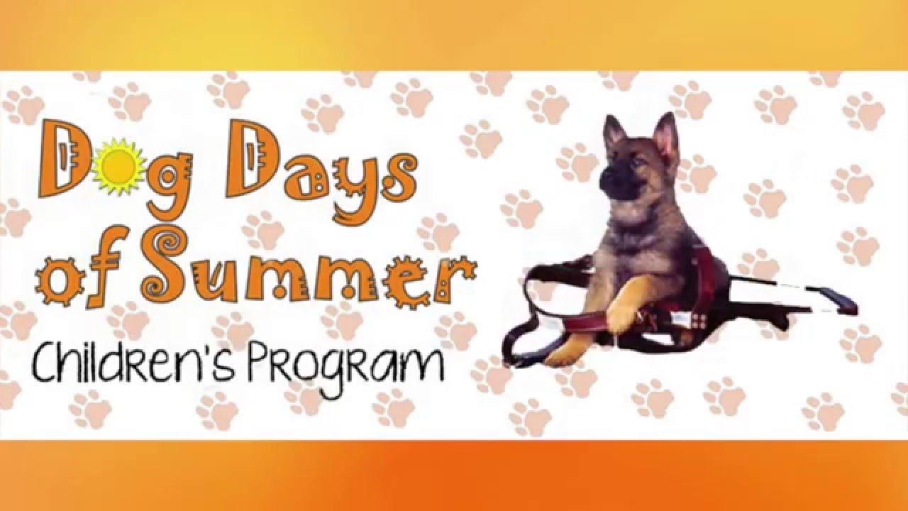 Fidelco Dog Days Of Summer