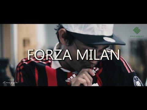 Inno Milan, AC Milan Anthem - Rumah Angklung Cover