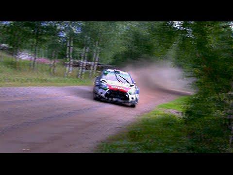Full Highlights - WRC Rally Finland 2015