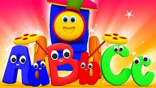 ABC Song | Capital Alphabets | Learning Street With Bob The Train | Videos For Children by Kids Tv