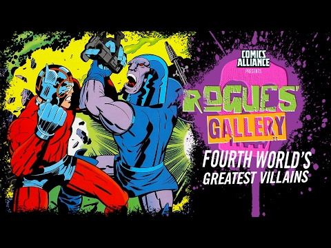 10 Greatest Fourth World Villains - Rogues' Gallery
