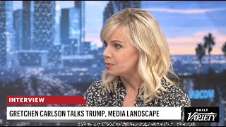 Gretchen Carlson: Trump a 'Master Marketer;' Also Talks Fox News Projects, New Documentary