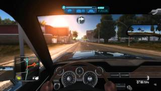 Test Drive Unlimited 2 Racing School - First Overtaking PC Gameplay HD