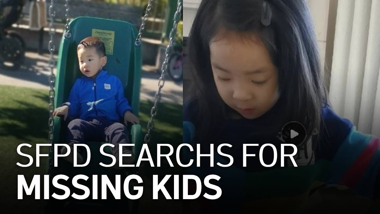 San Francisco police search for stolen vehicle with two children ...